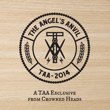 Crowned Heads Angel`s Anvil TAA