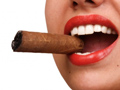 Женщины и сигары