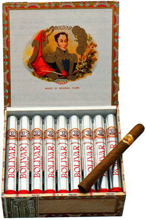 Сигары Bolivar Churchills